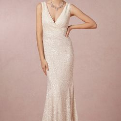 Candence Gown by Rachel Gilbert, $1,950