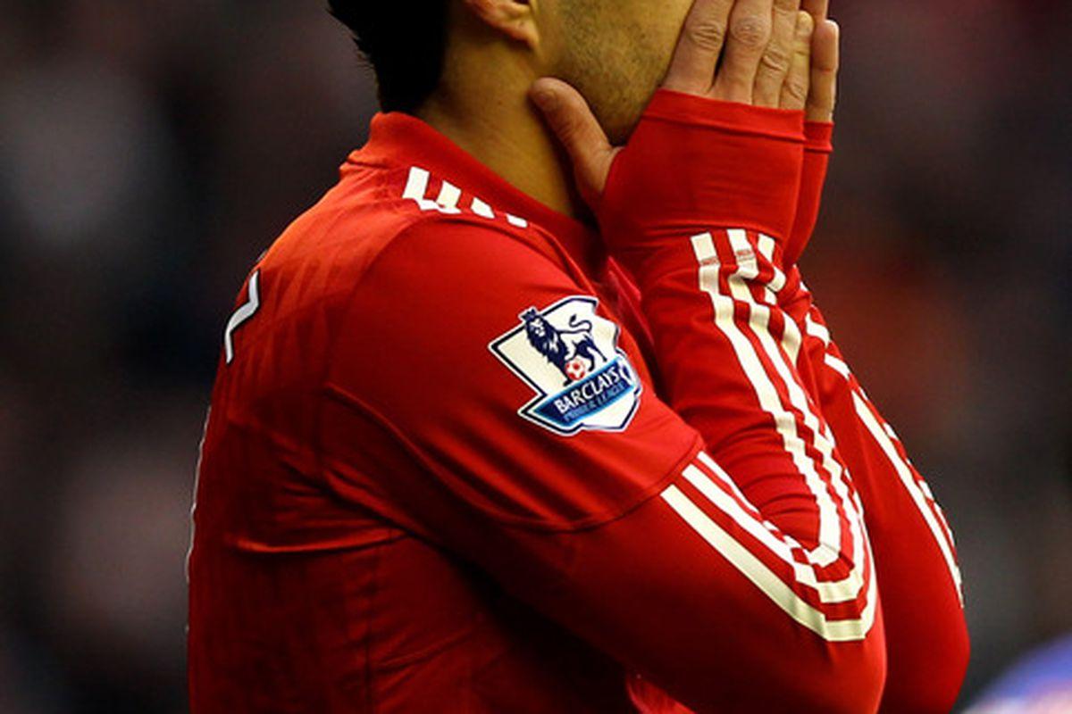 Suarez's suspension has dealt Liverpool a death blow.