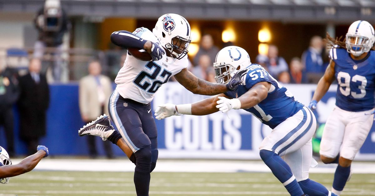 Matchups to watch during Titans-Colts