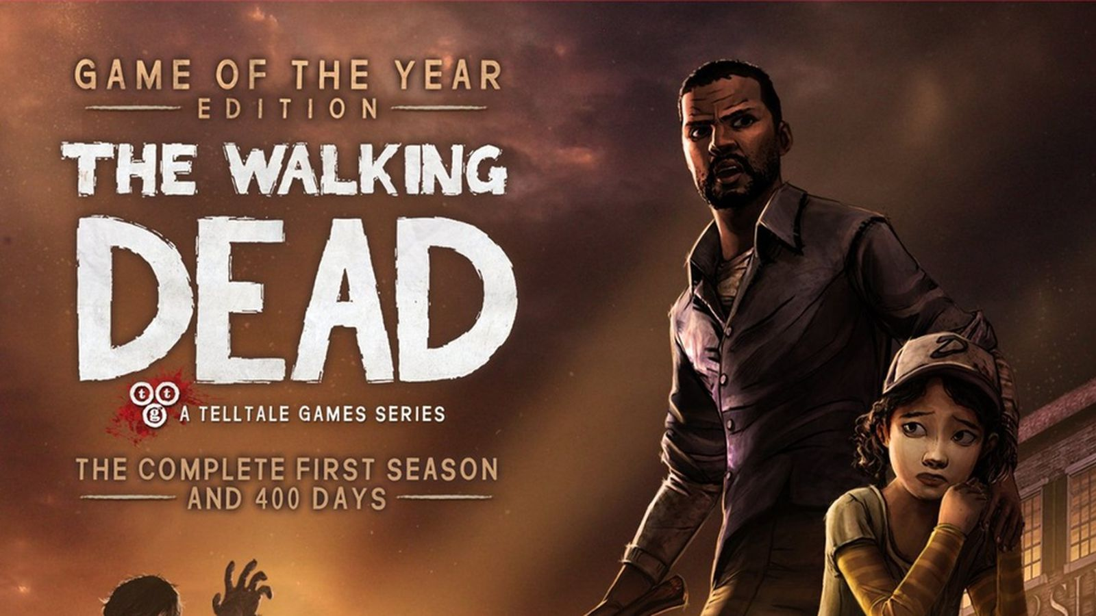 The Walking Dead GOTY Edition includes Season One and 400 Days for $29.99 -  Polygon