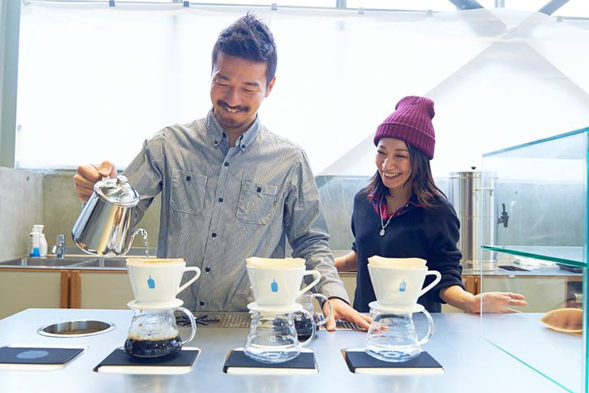 Blue Bottle's James Freeman Talks Japanese Expansion