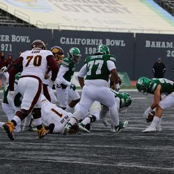 I'm pretty sure this was a fumble.