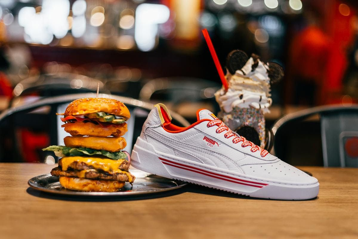 1ed30b5e91f In-N-Out inspires some very on-brand Puma sneakers