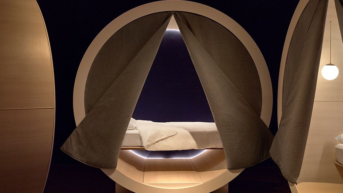 "ee880c42c Review: We Tried Casper's ""The Dreamery"" Nap Pods - Racked"