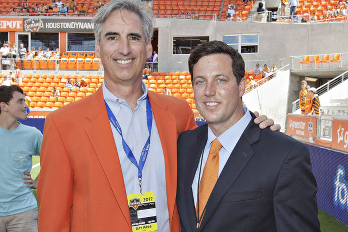 Oliver Luck talked about what could have been in the Great Realignment Mess of 2011. Not in this picture, but you get the idea.