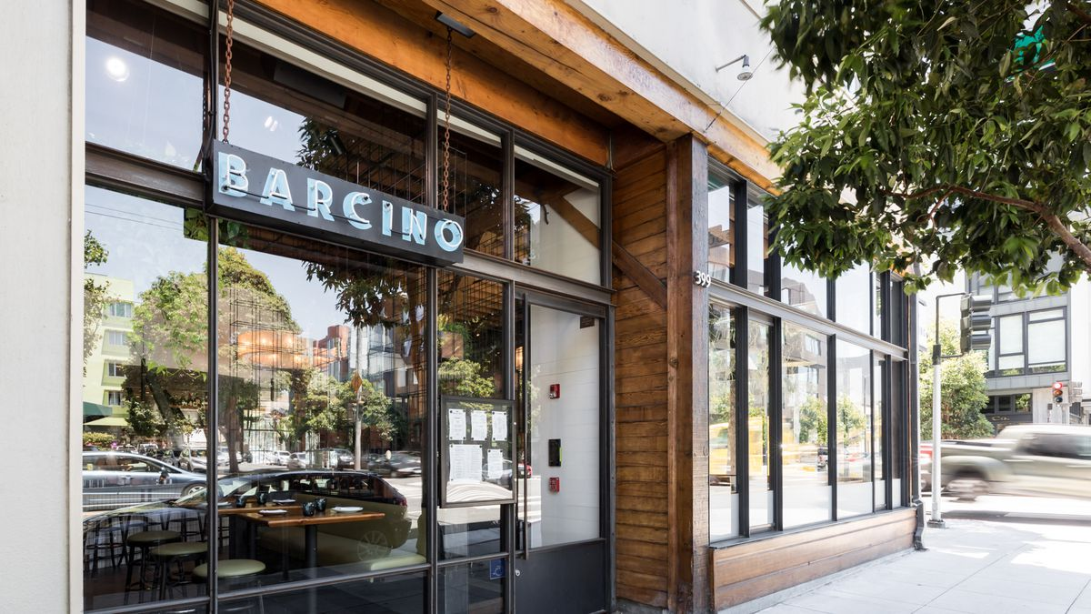 Step Inside Barcino Now Serving Tapas And Gin Tonic In Hayes Valley