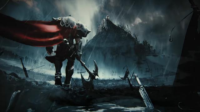 Darius in Legends of Runeterra
