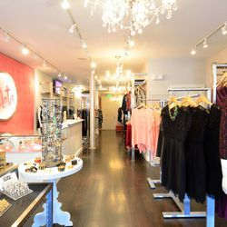 """Speaking of staying within budget, <a href=""""http://www.kudetaboston.com/index.php"""">Ku De Ta</a> (663 East Broadway) is a pro at styling trend-minded outfits with its blend of premium denim, sparkly costume jewelry, and boutique brands like MINKPINK and BC"""