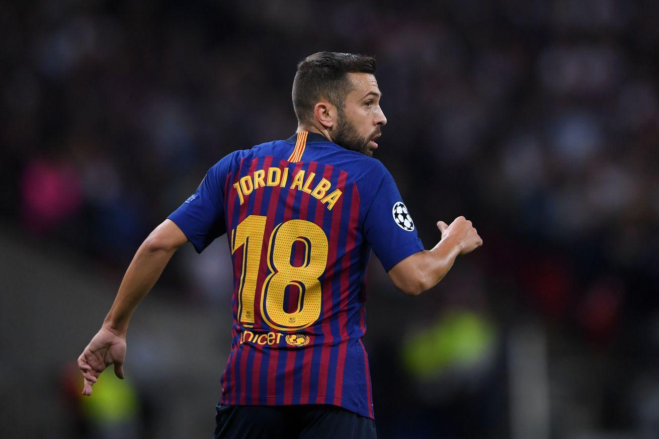 Alba sends warning ahead of Lyon tie