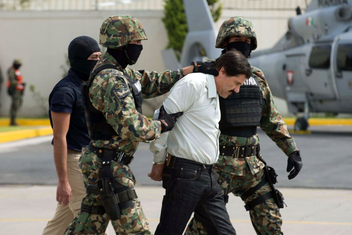 High-ranking Sinaloa member allegedly offered $25,000 for beating of El Chapo's godson