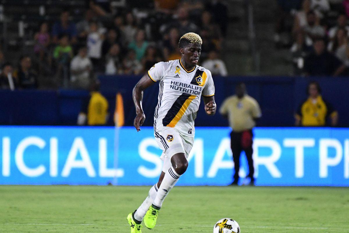 MLS: Colorado Rapids at Los Angeles Galaxy