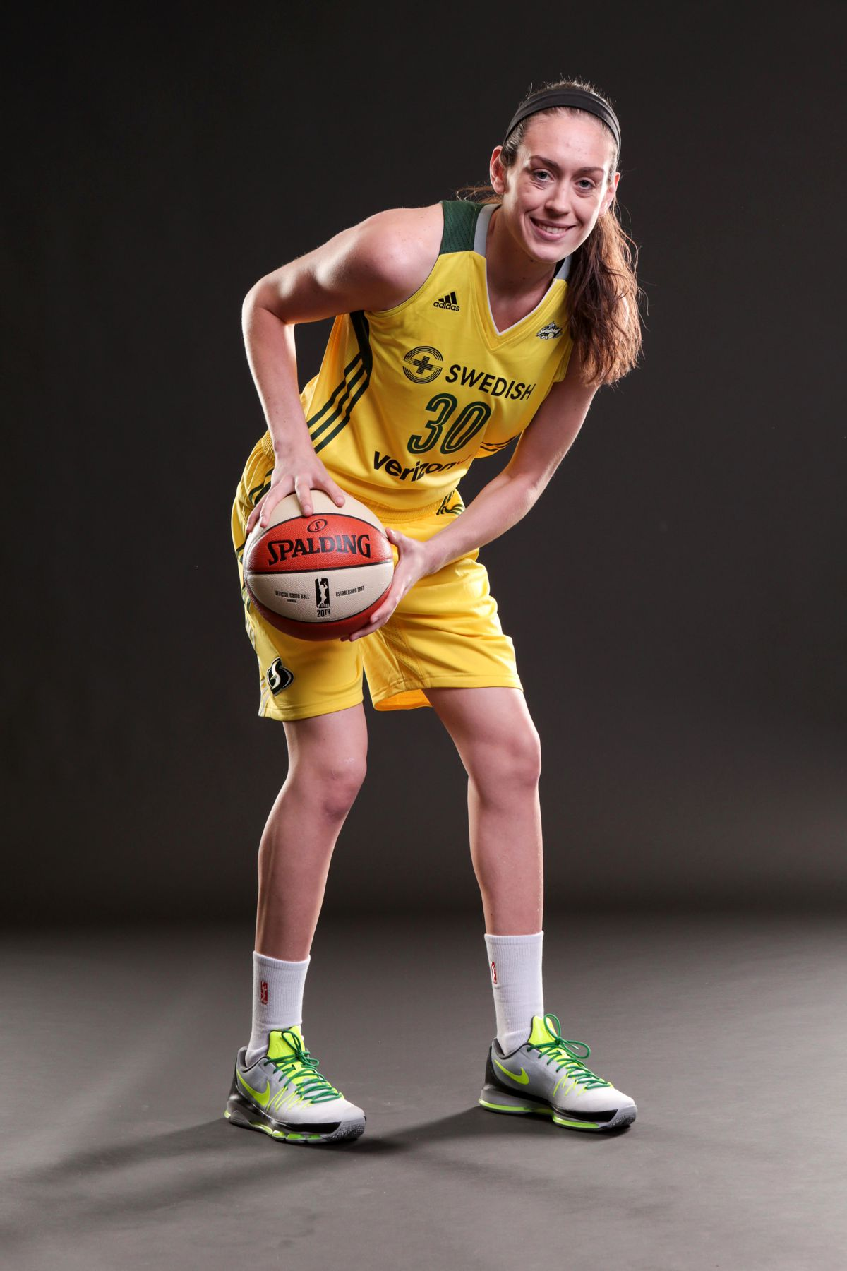 Seattle Storm Media Day 2016