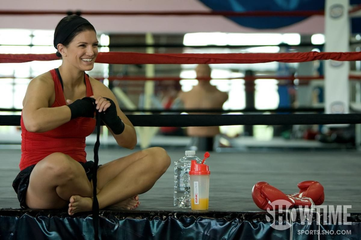 ronda rousey willing to fight gina carano at 145 pounds