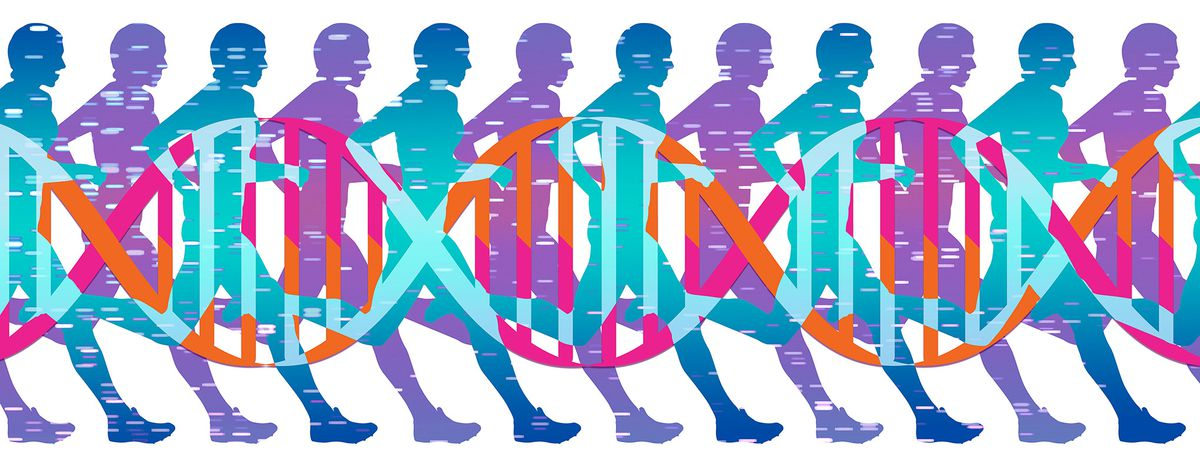 I paid $300 for DNA-based fitness advice and all I got was