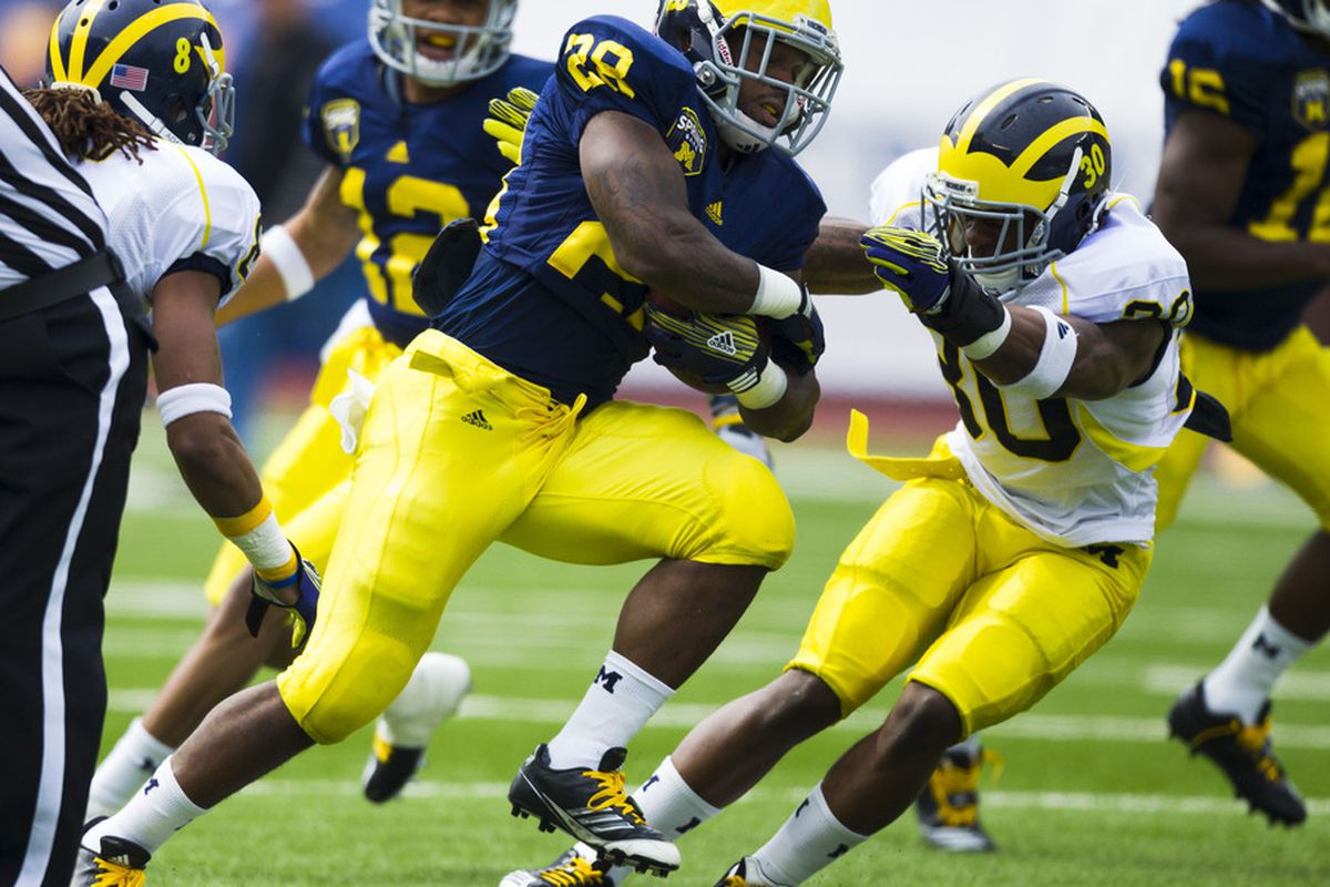 Examining The 2017 Michigan Football Depth Chart