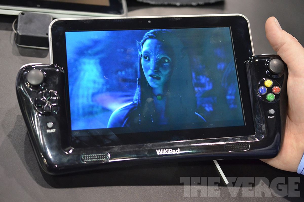 Wikipad gaming tablet specifications revealed, 3D deferred
