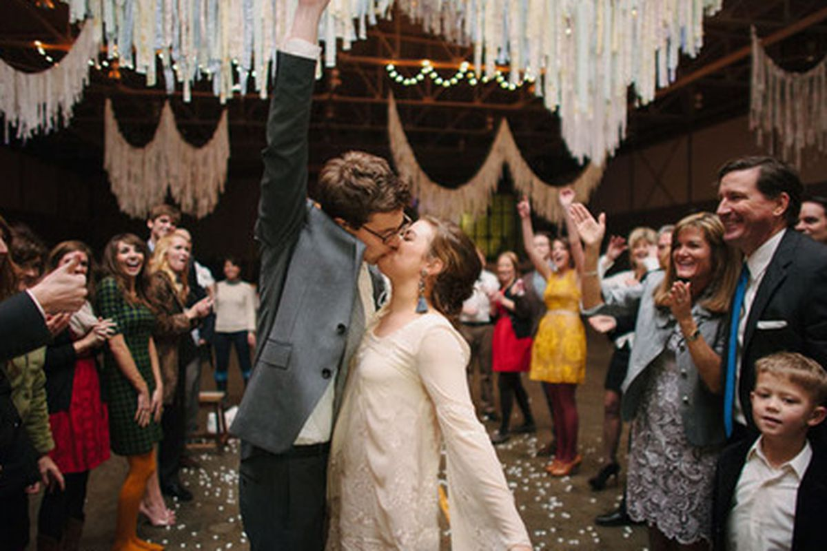 Not Your Moms Wedding Seven Ways To Have An Indie Ceremony Racked Ny