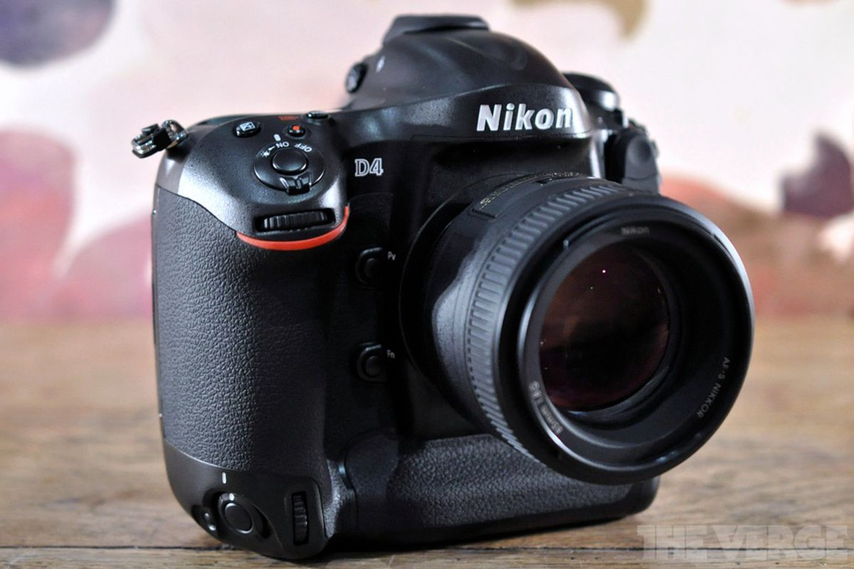 Gallery Photo: Nikon D4 hands-on gallery