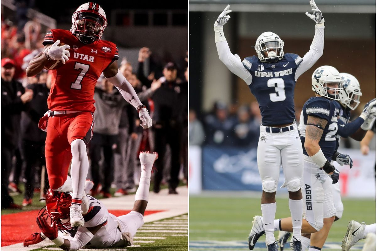 Utah and Utah State received more votes in this week's Associated Press and Coaches polls after blowout victories.