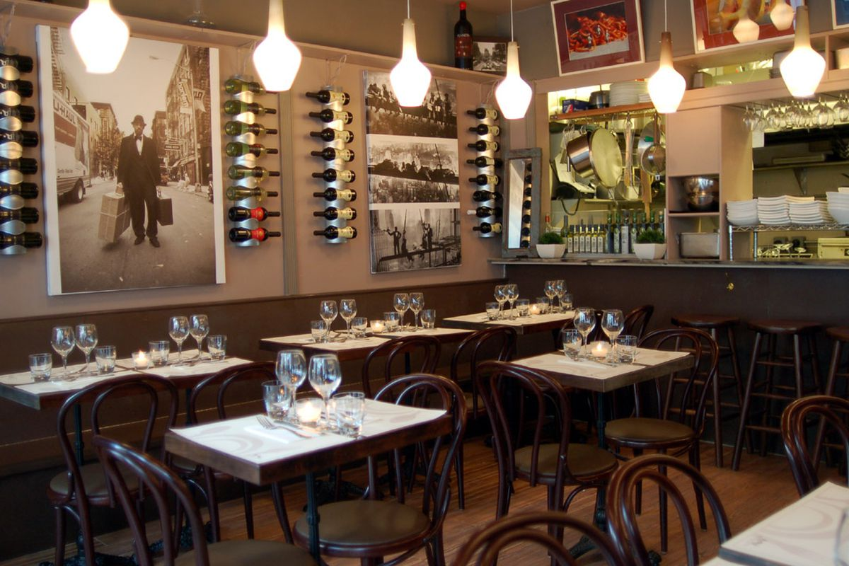 Melibea piccola cucina osteria and more certified open for Piccola cucina