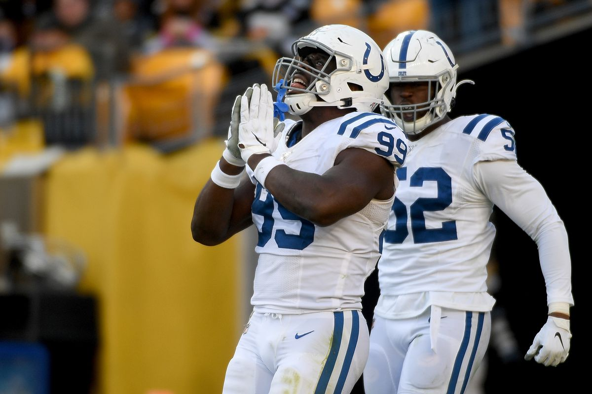 Colts Sloppily Fall To Steelers In Dogfight Week 9 Game