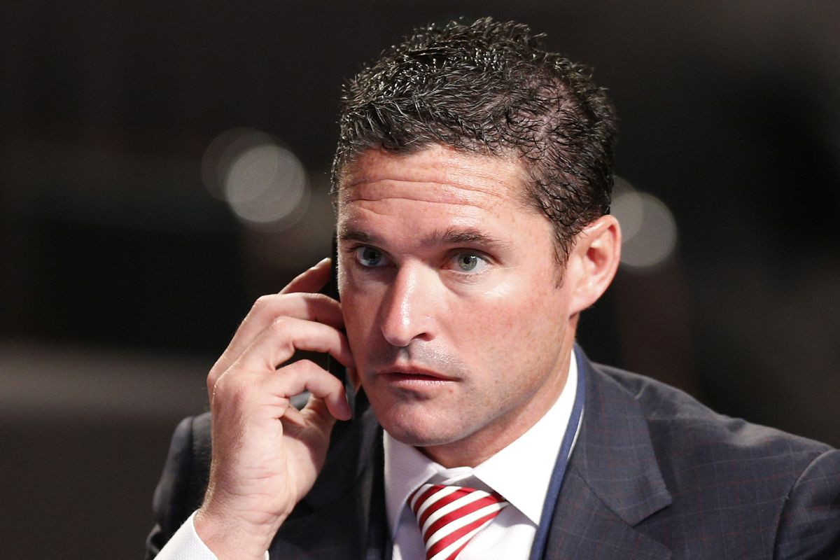 Jay Heaps looking over his options