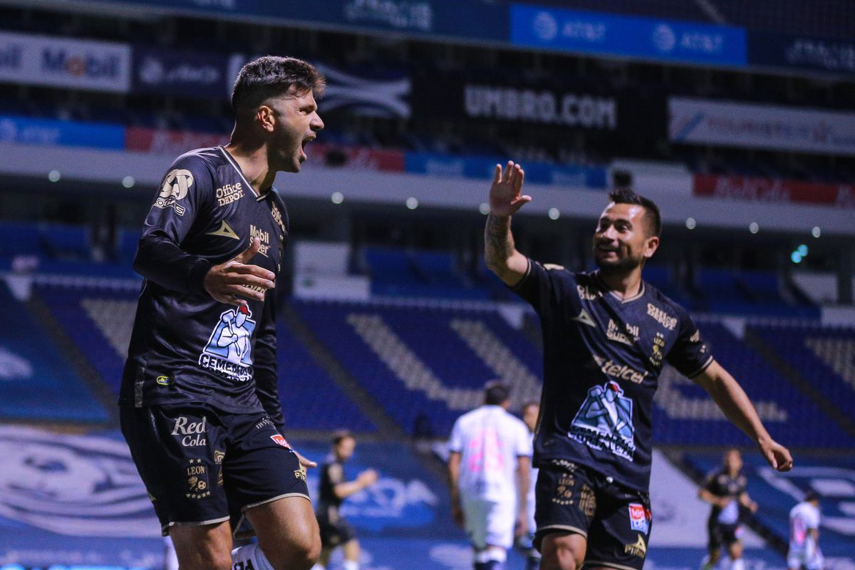 Puebla v Leon - Torneo Guard1anes 2020 Liga MX