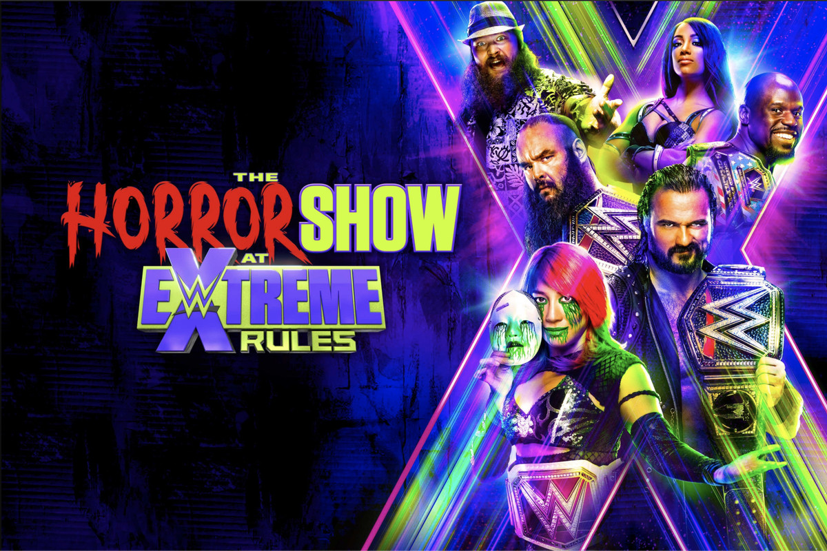 Wwe Extreme Rules 2020 Results Live Streaming Match Coverage Cageside Seats