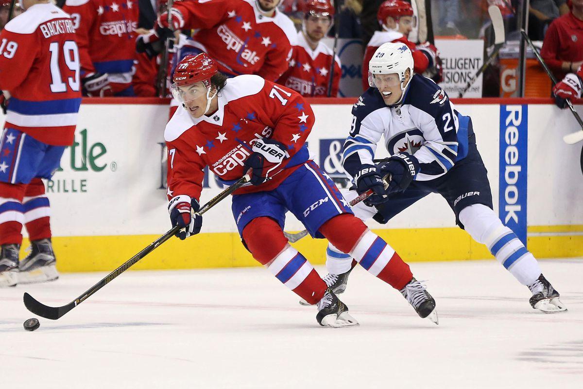 NHL: Winnipeg Jets at Washington Capitals