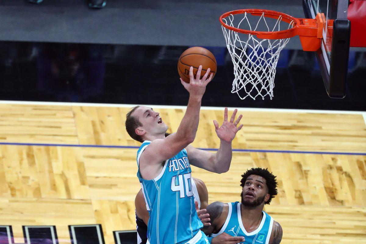 NBA: Preseason-Charlotte Hornets at Orlando Magic