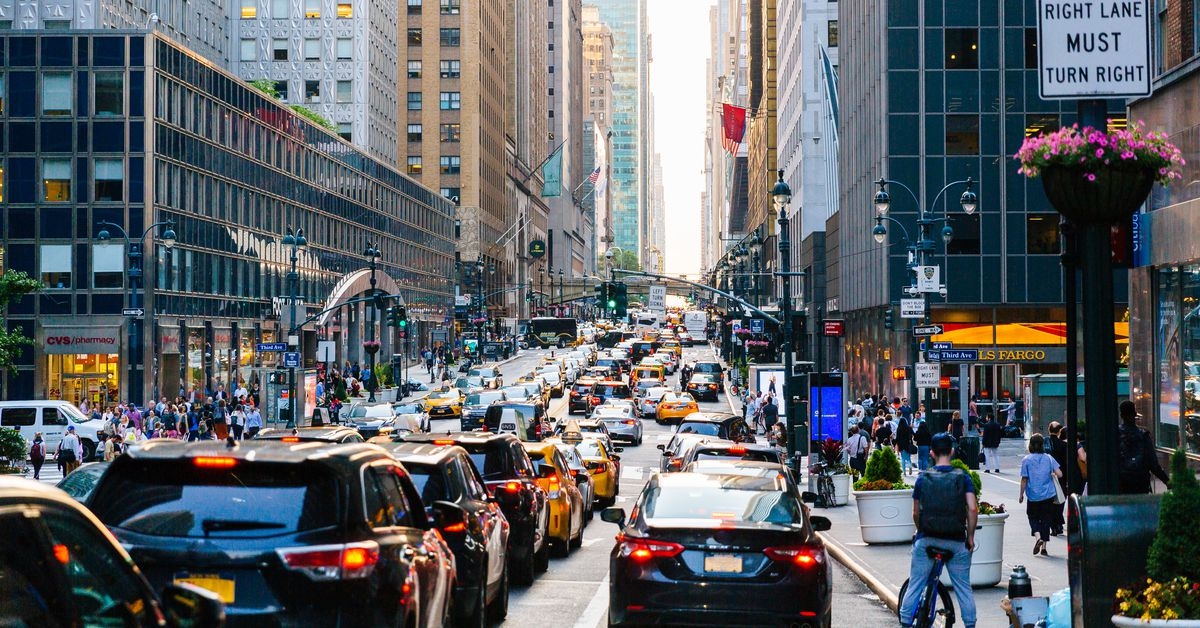 Cuomo casts doubt on NYC's congestion pricing plan