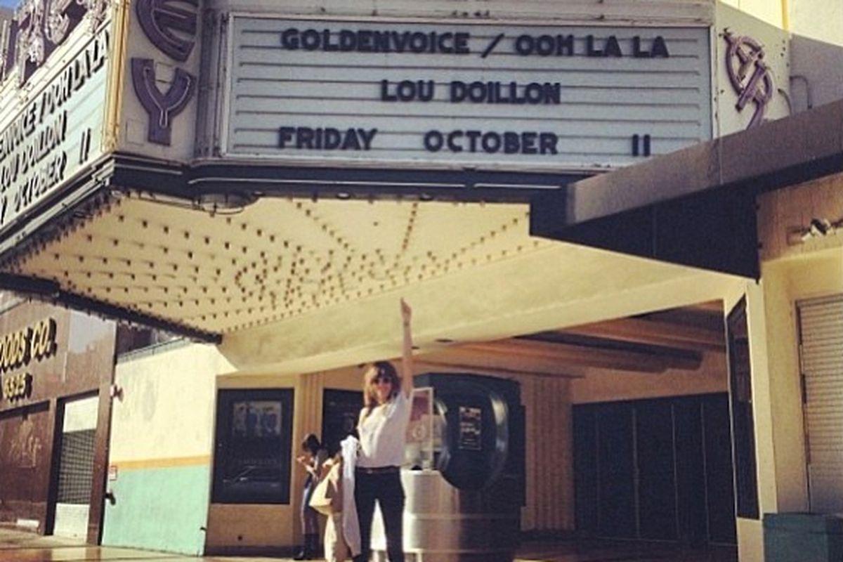 """Image via @loudoillon/<a href=""""http://instagram.com/p/fWEqOhmoIp/"""">Instagram</a>"""