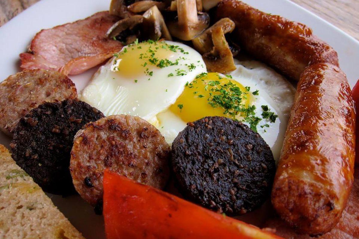 Fado's Full Irish Breakfast
