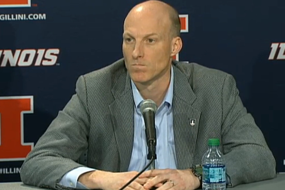 John Groce talked a lot, but didn't have much to say at Thursday's press conference