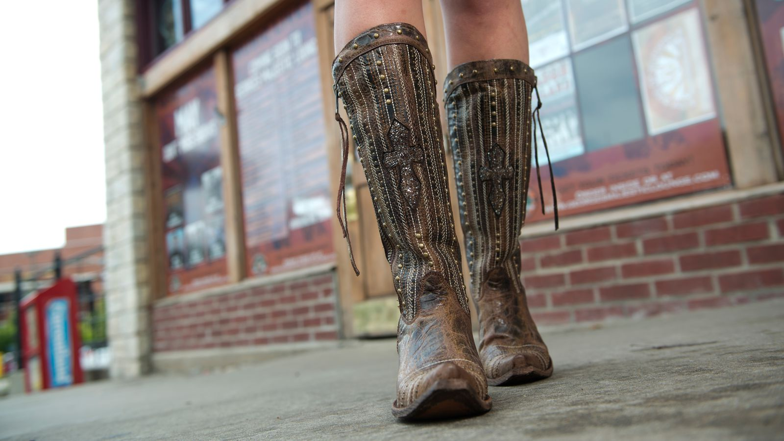 4c3e9779298 The Strange-But-True Story of How a Cowboy Boot Startup Took Over ...