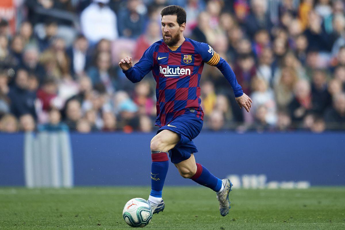 FC Barcelona v Eibar SAD - La Liga
