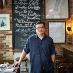 """<a href=""""http://ny.eater.com/archives/2012/10/tien_ho_interview_october_2012.php"""">Eater Interviews: Tien Ho</a>"""