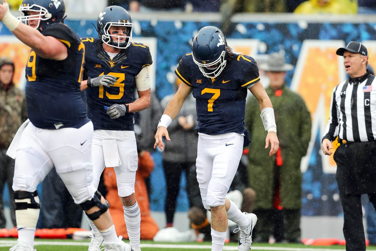 Will Grier To Undergo Surgery Out For Oklahoma And Possibly