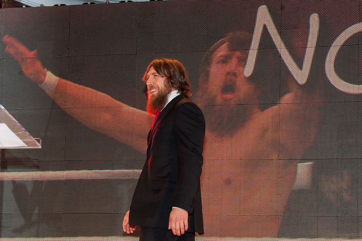 Maybe it's time for Daniel Bryan to say no about wrestling ever again?