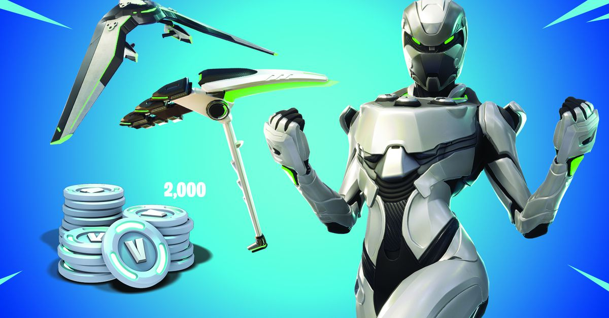 Xbox One S Fortnite Bundle Coming Soon With V-Bucks And A -6264