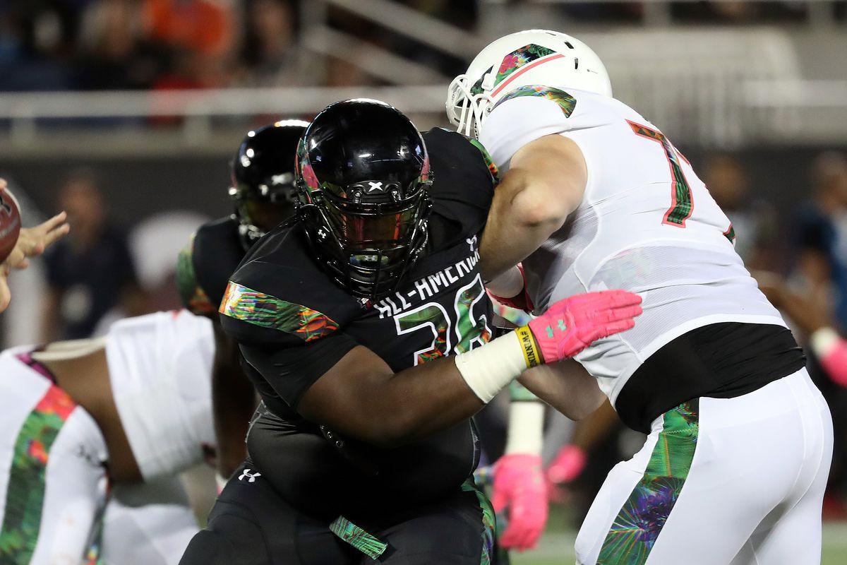 NCAA Football: Under Armour All-America Game