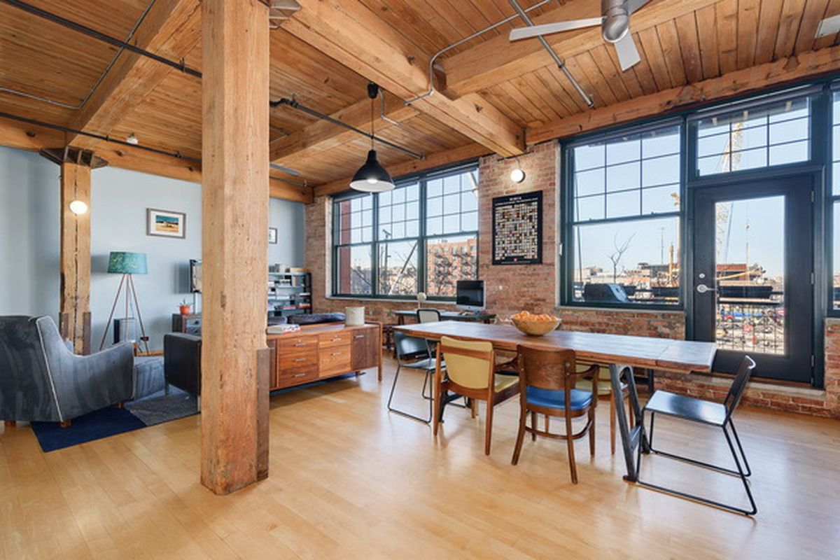 Sweet West Loop Timber Loft Under Contract Hours After