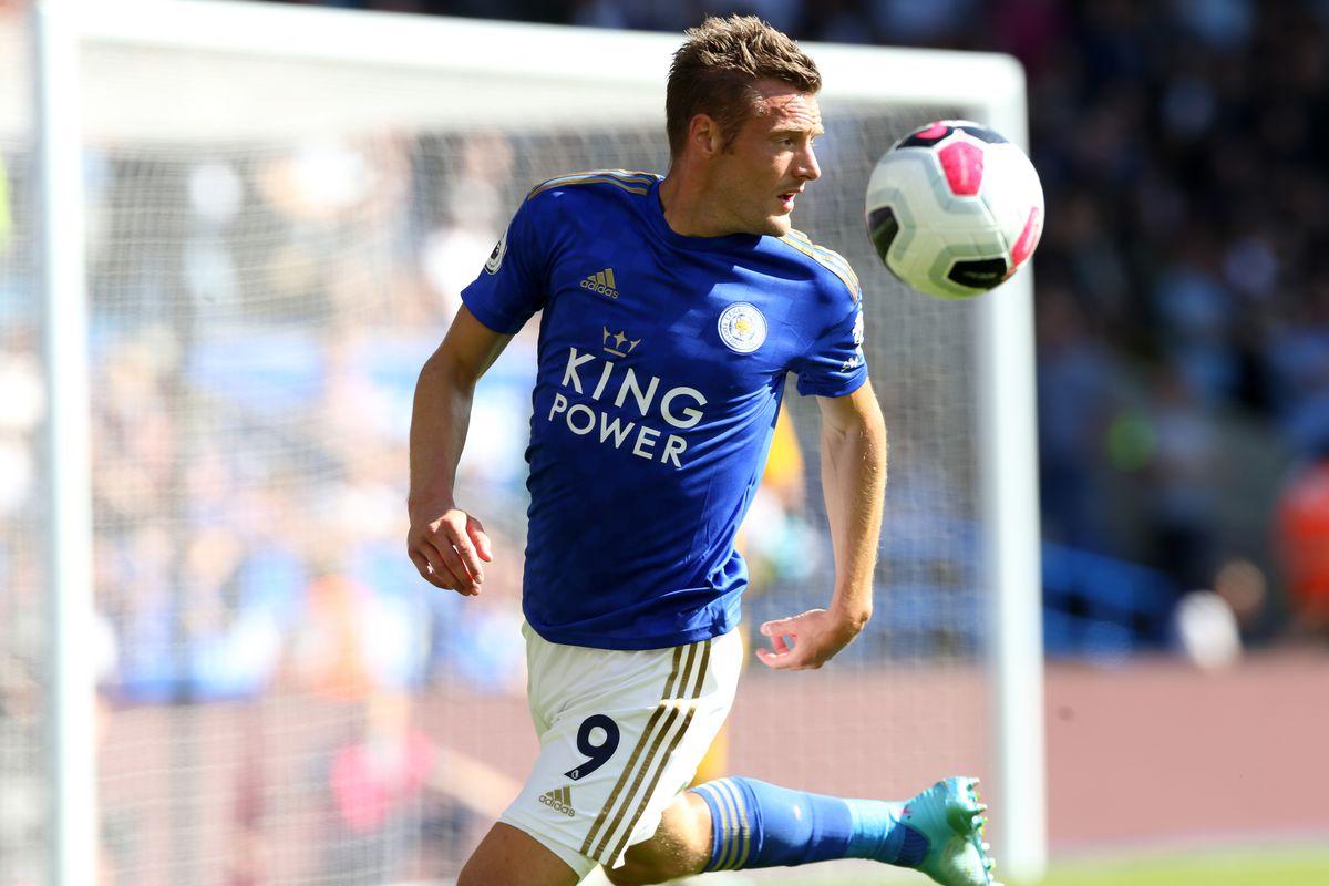 Jamie Vardy - Leicester City - Premier League