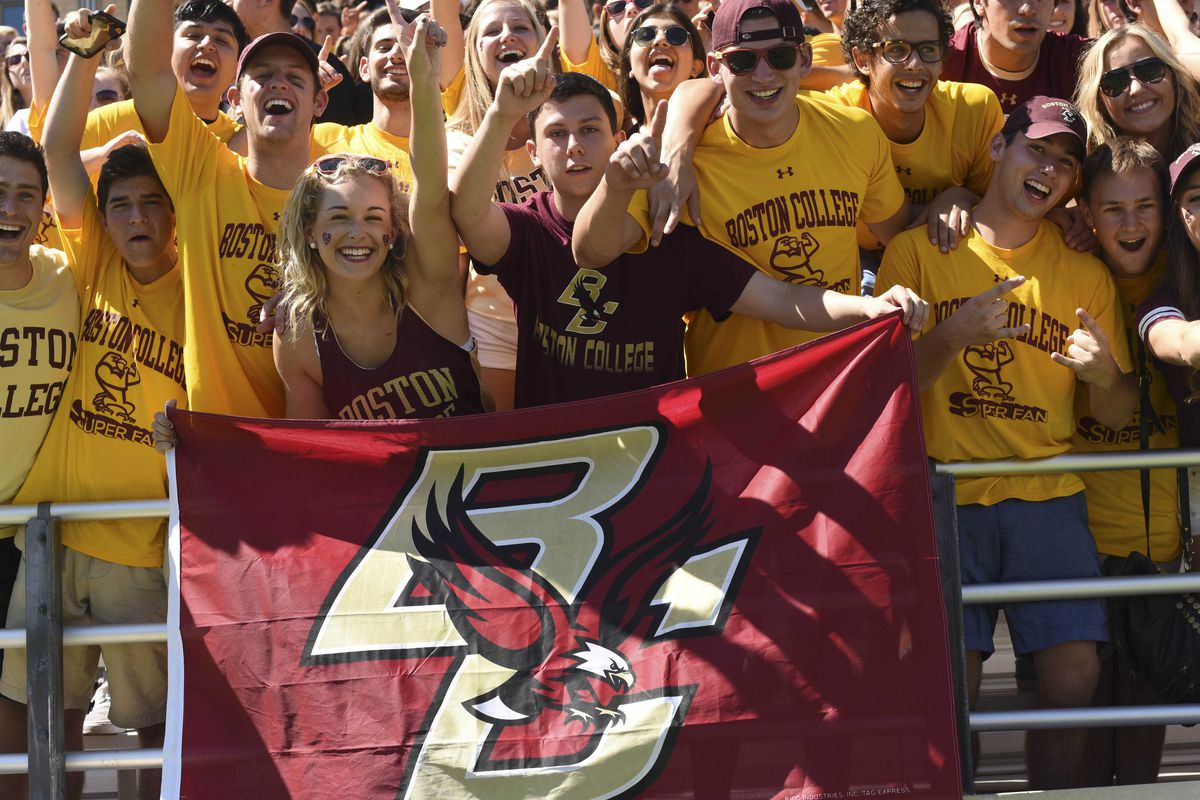 NCAA Football: Maine at Boston College
