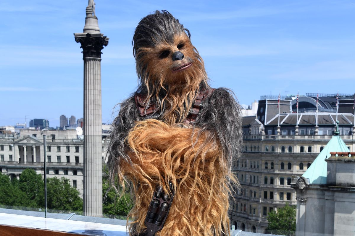 Solo: A Star Wars Story - Photocall