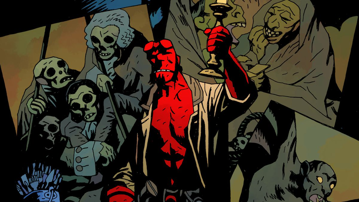 Celebrate Hellboy Day With An Early Look At Hellboy 25