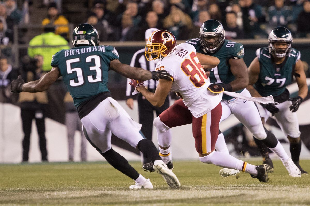 big sale 24d8b aa00c Redskins sign TE J.P. Holtz from practice squad, release ...