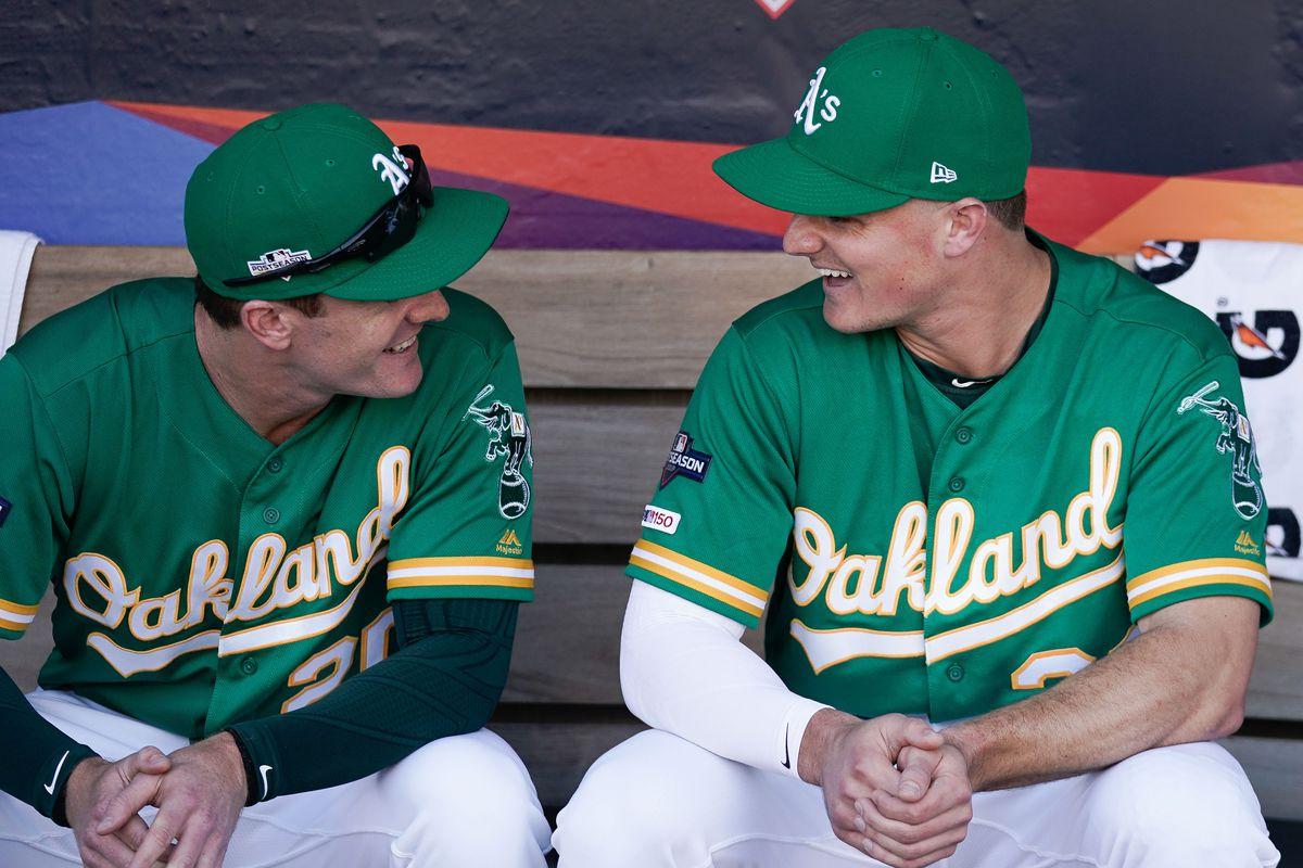 MLB: AL Wild Card-Tampa Bay Rays at Oakland Athletics