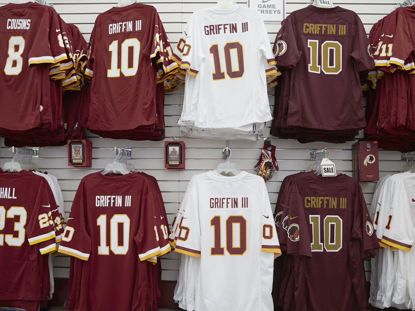 The Making of an Official NFL Fan Jersey - Racked