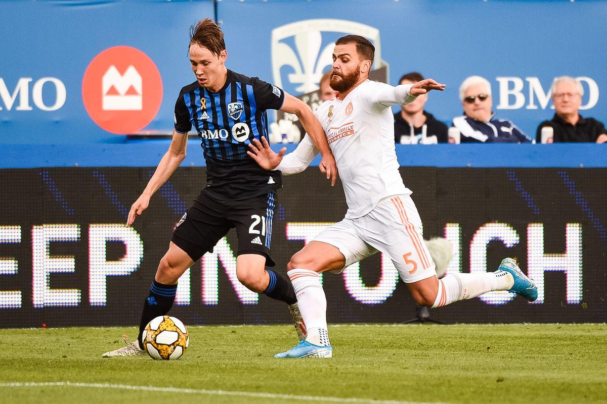 SOCCER: SEP 29 MLS - Atlanta United FC at Montreal Impact